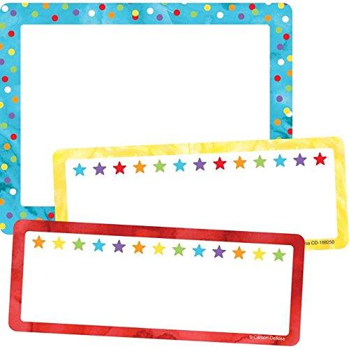 Celebrate Learning Label Stickers pdf
