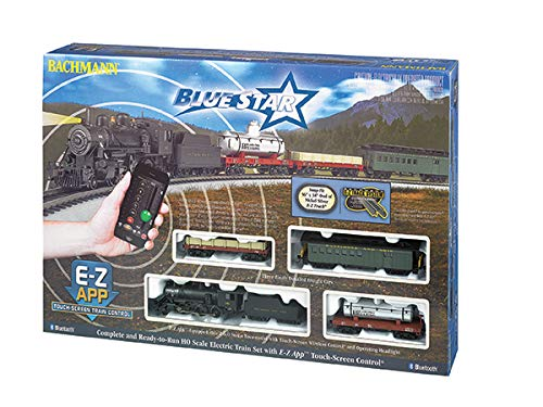 Bachmann Trains Blue Star E-A App Smart Phone Controlled for sale  Delivered anywhere in USA