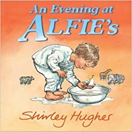 Book An Evening At Alfie's by Shirley Hughes (2004-08-05)