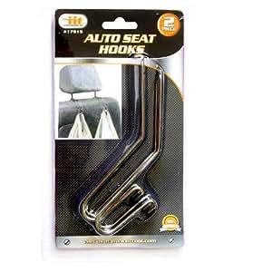 iit 17915 car seat hooks with auto seat hooks 2 piece. Black Bedroom Furniture Sets. Home Design Ideas