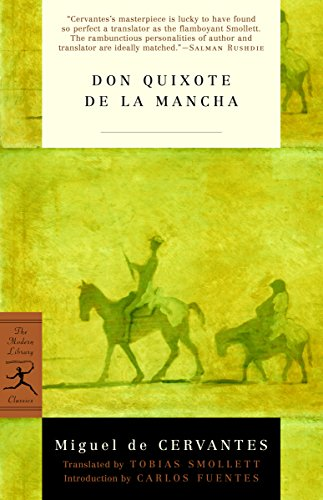 Don Quixote (Modern Library) (The Life And Times Of Don Quixote)