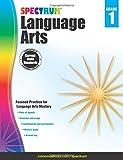 Spectrum Language Arts, Grade 1, , 1483812057
