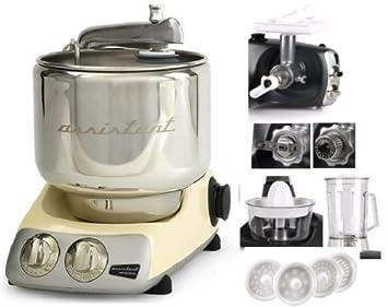 Ankarsrum 390900073 - Original robot de cocina akm6290c crema con 7 accesorios (h.nr.): Amazon.es: Hogar