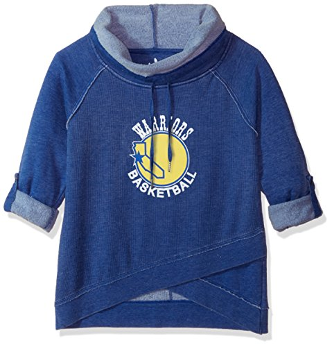 653b6eef Touch by Alyssa Milano NBA Golden State Warriors Wildcard Top, Large, Royal