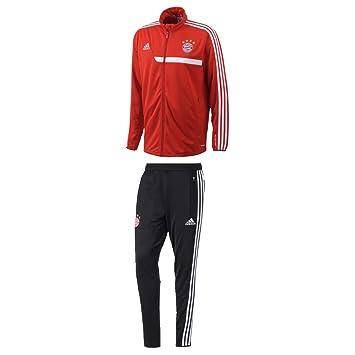 ADIDAS FCB Training Suit Youth Kinder Trainingsanzug