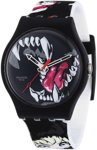 Swatch SUOZ112 New Gent - Windy Bunny Watch