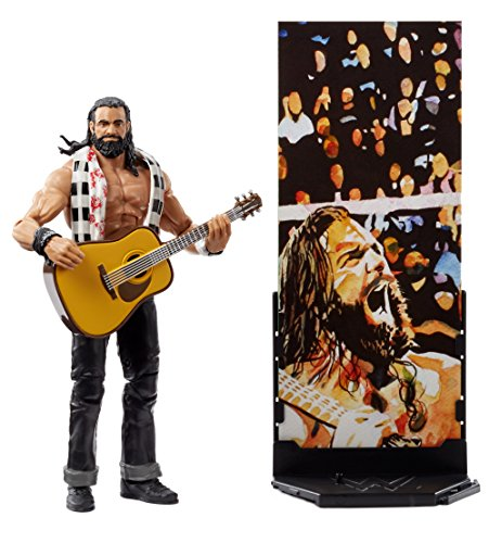 WWE Elite Collection Series # 60 Elias Action Figure by WWE
