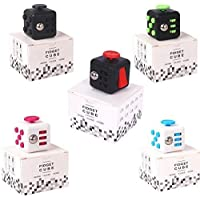 Getsy Anti Stress Fidget Cube, Assorted