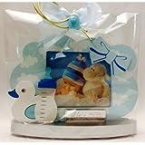 Marcos fotos para bautizo niño GRABADOS PERSONALIZADOS foto horizontal bebe (pack 10 unidades) portafotos