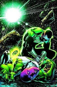Green Lantern Corps #7