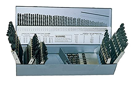 Cle line c21127 style 1899 high speed steel general purpose jobber cle line c21127 style 1899 high speed steel general purpose jobber length drill set greentooth Gallery