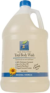 eZall Original Formula Total Body Wash, Gallon