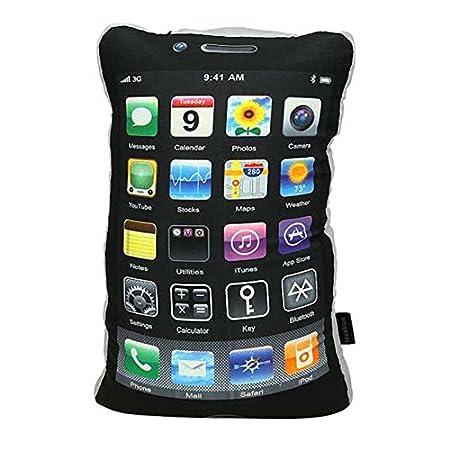 Cojín acolchado en forma de Iphone antistress. 00017 Cojines ...