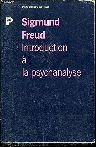 Broche Introduction A La Psychanalyse 9782228882132
