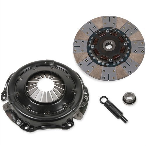 Hays 92-2015 Street 650 Clutch Kit 11 in. Dia. 10 Spline 1 1/16 in. Input Shaft 650 Max HP Rating Incl. Pressure Plate/Disc/Throwout Bearing/Alignment Tool Street 650 Clutch ()