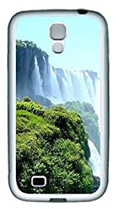 Samsung Galaxy S4 I9500 Cases & Covers - Water Falls Custom TPU Soft Case Cover Protector for Samsung Galaxy S4 I9500 - White