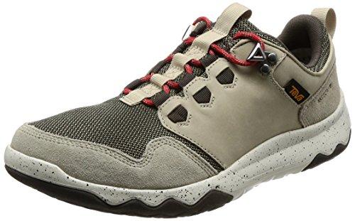 Teva Men's M Arrowood Waterproof Hiking Shoe,Redwood,12 M US