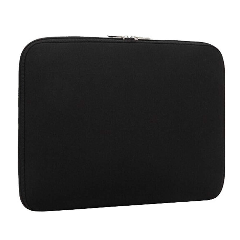 Custodia Sleeve con 4 punti di fissaggio per 10-10.1' Laptop,Nero