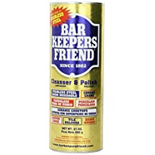 Bar Keepers Friend 11514 Cleanser and Polish Powder 21-Ounce