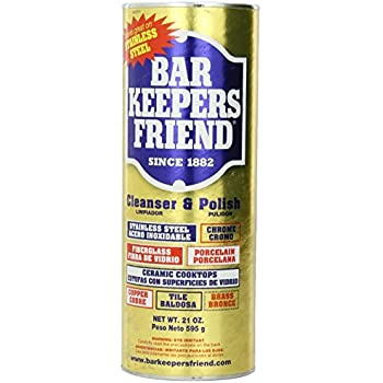 Bar Keeper's Friend Multi Purpose Household Cleaner - 21 oz Can