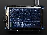 "PiTFT Plus 480x320 3.5"" TFT+Touchscreen for"