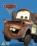 Cars 2 [Blu-ray] [Region Free]