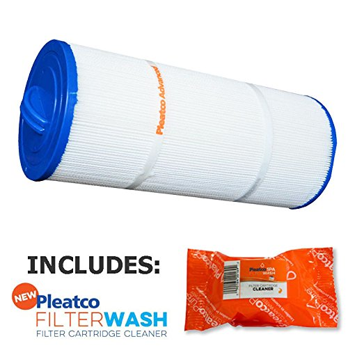 Pleatco Cartridge Filter PPM35SC-F2M Pacific Marquis Spas 20042 370-0242 370-0243 w/ 1x Filter Wash