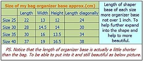 Amazon.com   Chacreyas Bag Organizer Insert Speedy 25319168436a3