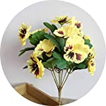 Li-Never-Party-Office-Bouquet-Desk-Pansy-Home-Decor-Wedding-Artificial-Flowers-Ornament-Table-Fake-Hotel-Simulation-PlantYellow