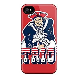 Iphone 6plus Gvn14830gyrw Provide Private Custom Attractive New England Patriots Series Scratch Resistant Hard Cell-phone Cases -JasonPelletier