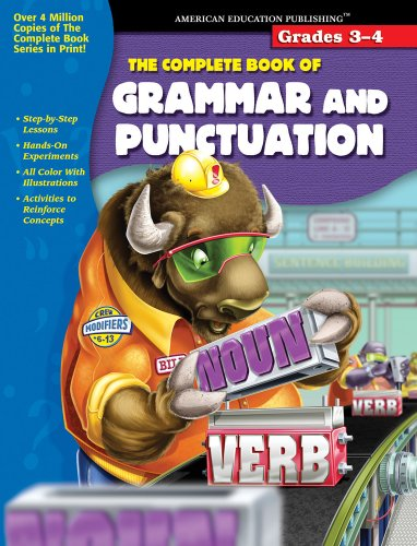The Complete Book of Grammar and Punctuation