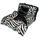 Fantasy Furniture Mini Bed Zebra Pet Bed, My Pet Supplies