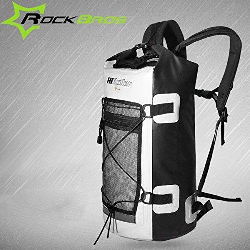 ROCKBROS im Freien Camping Wandern Rucksack Tasche Rucksack Wasserdichte IPX3 28L