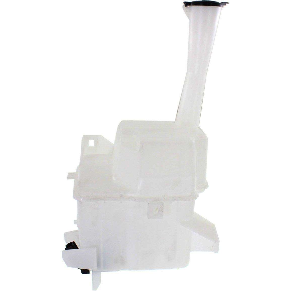 New Windshield Washer Tank For 2004-2015 Toyota Sienna With Two Pumps And Sensor TO1288175 by Fitrite Autoparts