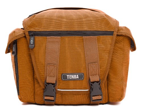 Tenba Messenger Camera Bag - Burnt Orange (638-354) by Tenba