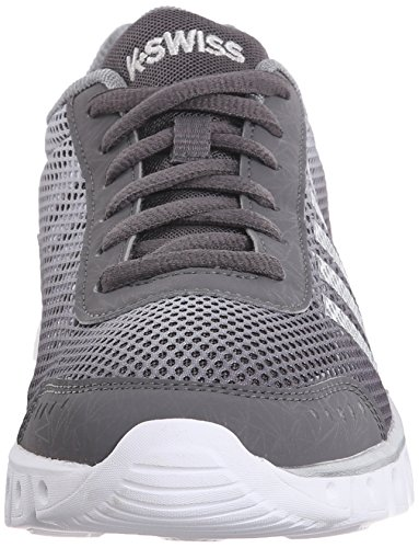 de White K Chaussures Fitness Rose CMF Swiss Athletic Lite Performance Charcoal X High Homme wFq4nf0F