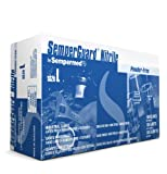 Sempermed SemperGuard Nitrile Powder Free Industrial Gloves, X-Large (10 Boxes: 1000 Case)