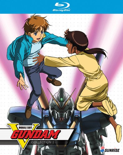 Mobile Suit V Gundam - Blu-ray Collection 2 (Mobile Suit G Gundam)