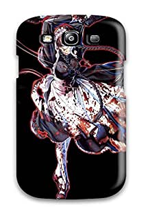 Black Lagoon Durable Galaxy S3 Tpu Flexible Soft Case