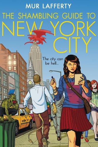 Amazon The Shambling Guide To New York City The Shambling