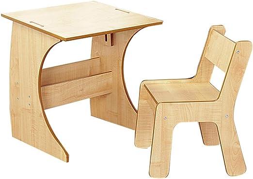 Xing Hua home Juegos de mesas y sillas Mesa de Estudio y Silla ...