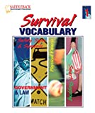 Survival Vocabulary 1, Laurel and Associates (EDT), 1562542184