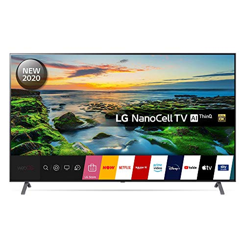 75NANO996NA 75″ 8K Ultra HD Nano Cell Smart TV