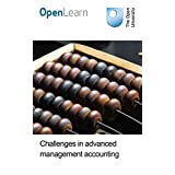 Challenges in advanced management accounting