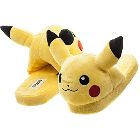 E Pantofoleamazon Pikachu Pokémon W0onkp Itgiochi Peluche Giocattoli CxQtsrhd