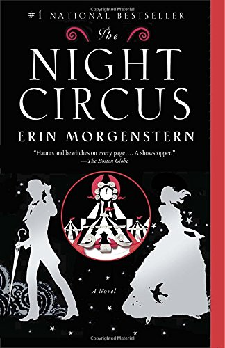Book cover from The Night Circusby Erin Morgenstern