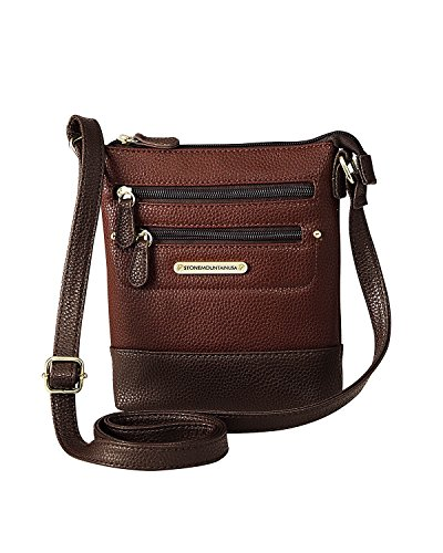 stone-mountain-usa-leather-crossbody-handbag-brown-one-size