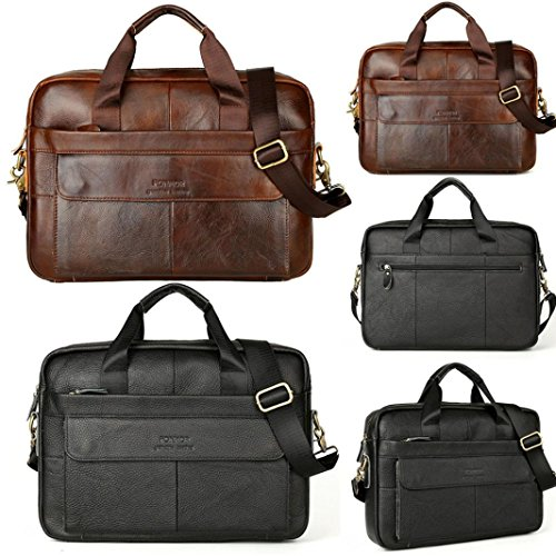 Clearance!Todaies Men Leather Messenger Shoulder Bags ...
