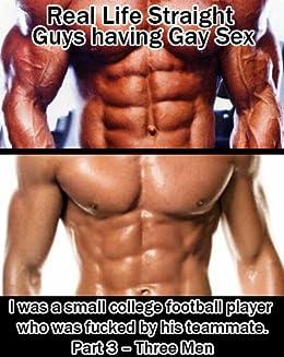 Straight guys having gay sex