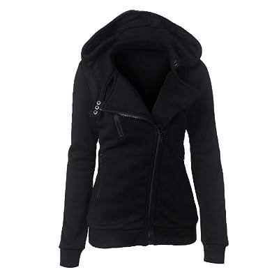 AAKOPE& Autumn Winter Jacket Women Coat Girls Basic Sleeveless Jacket Coats Plus Size: Ropa y accesorios